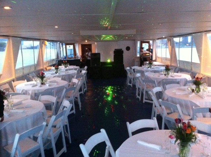 Affinity Boat Rental For Party Of 149 Guests Cruise Nyc Harbor
